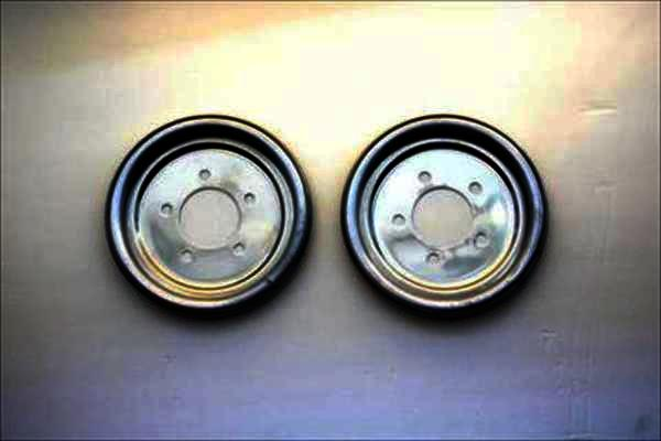 Wheel Balancer MHD200-202 from Centramatic